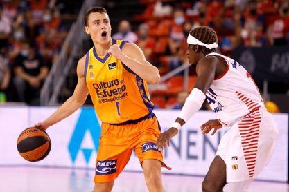 69-89. Un sólido Valencia Basket arruina el debut en casa del Baxi Manresa