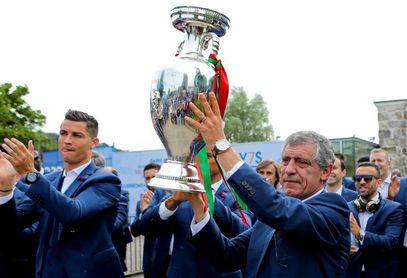 Fernando Santos, siete años de gloria para Portugal