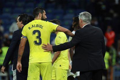 """Ancelotti: """"No pienso que el planteamiento fuera erróneo"""""""