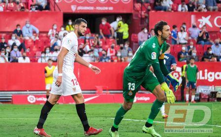 """Diego López: """"Con uno más, hemos ido a por el partido"""""""