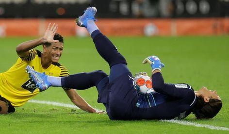 El Dortmund, sin Haaland y Reus, cae por 1-0 ante el Gladbach