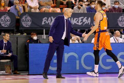 El Valencia Basket, mermado pero reforzado por el último triunfo