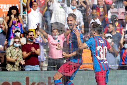 Por cuarta vez el Barça no consigue llenar el aforo permitido del Camp Nou