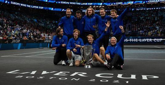 El equipo de Europa gana el cuarto título consecutivo ante el Resto del Mundo