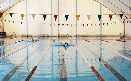 Próxima apertura de piscinas climatizadas en la US.