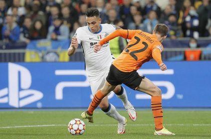 0-0. Shakhtar e Inter hacen un favor al Real Madrid