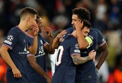 2-0. Messi remata la victoria del PSG ante el asedio del City