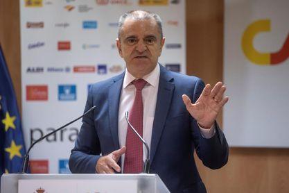 El CSD repartirá 49 millones de euros ? entre las autonomías para modernizar las instalaciones