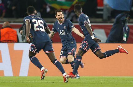 """Messi: """"Tenía ganas de marcar"""""""