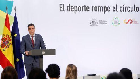 Sánchez destaca la determinación de los deportistas en la lucha contra la pobreza infantil