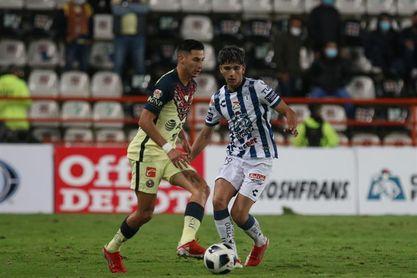 América lidera el Apertura mexicano; argentino Berterame a los goleadores
