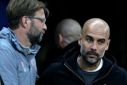 """Guardiola: """"Klopp me ha hecho mejor entrenador"""""""
