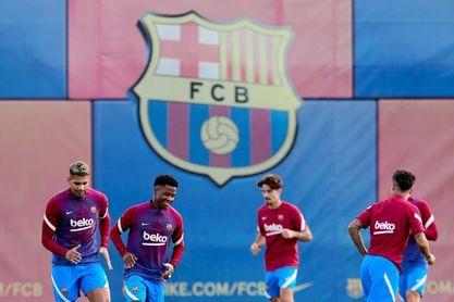 Jordi Alba entra en la convocatoria del Barcelona y Pedri es baja