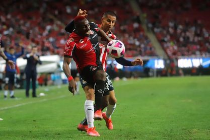El Atlas vence 1-0 al Guadalajara y salta al liderato del Apertura mexicano