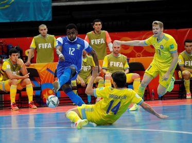 Brasil remonta a Kazajistán (4-2) y finaliza tercera el Mundial