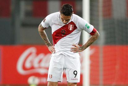 Perú cierra primera semana de entrenamientos con presencia de Paolo Guerrero