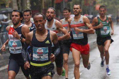 Saúl Ordóñez gana en Madrid su segunda milla en 24 horas