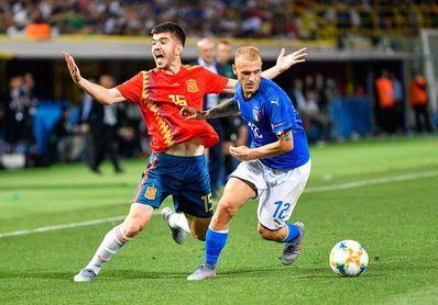 Dimarco sustituye al lesionado Pessina en la lista de Italia