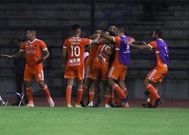 La Guaira y el Táchira se ganan una plaza para jugar un torneo continental