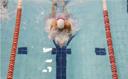 Abiertas las piscinas SADUS