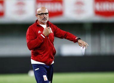 La sub-21 se concentra en Madrid a la espera de Miranda y Rodri Sánchez