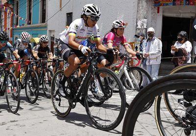 La venezolana Lilibeth Chacón, gran campeona de la Vuelta a Colombia