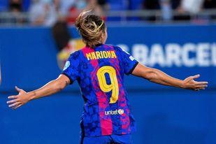 4-1. El Barcelona se postula para volver a reinar en Europa