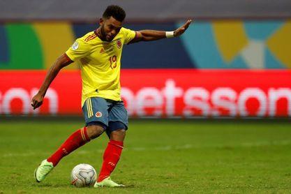 Colombia confirma la baja de Borja para los duelos con Uruguay, Brasil y Ecuador