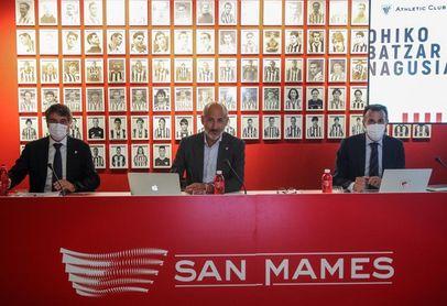El Athletic cifra las pérdidas por la covid en 70 millones de euros