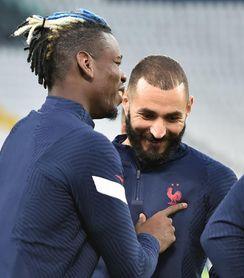 """Deschamps: """"Nos toca uno de los mejores rivales de Europa"""""""