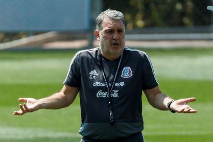 Martino reconoce crecimiento de los rivales, pero apuesta al fútbol de México
