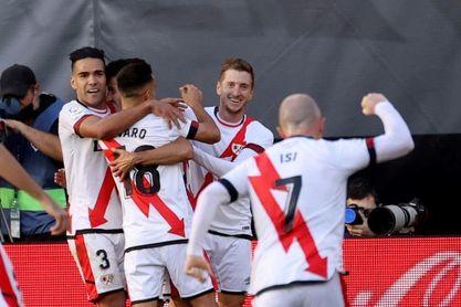 El Rayo Vallecano gana al Rayo Majadahonda en un amistoso de entrenamiento