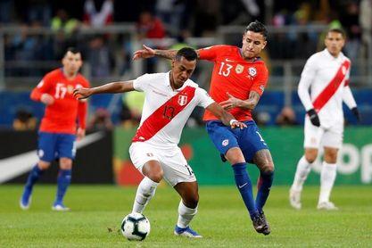 El sueño de la remontada enfrenta a Perú y Chile