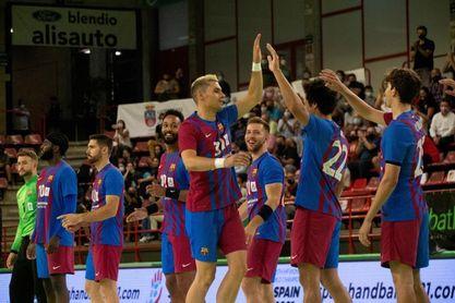 39-24: El Barça arrolla a Pinheiros y jugará la final frente al Magdeburgo