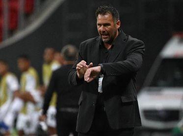 Bahía destituye al técnico argentino Diego Dabove con apenas seis partidos