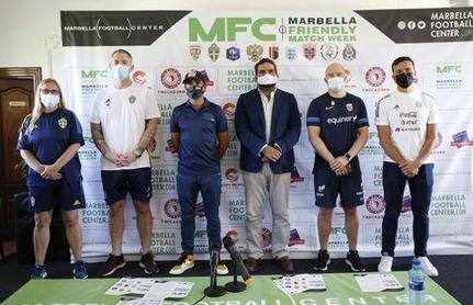 Ojeadores de 200 clubes europeos se dan cita en Málaga esta semana.