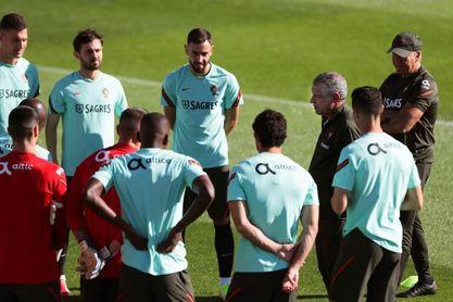 Santos sigue sin llamar a João Félix, a pesar de las nuevas bajas de Portugal