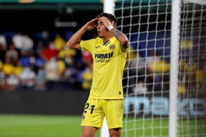 Yeremy Pino, el jugador más joven del Villarreal en debutar con la selección