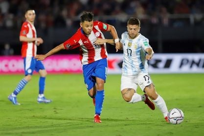 0-0. Paraguay frena a Argentina que tuvo a un Messi desenchufado