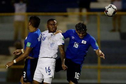 1-0. Neerlandés le da la primera victoria a El Salvador en la eliminatoria