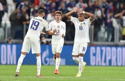 2-3. Francia, con la épica, a la final contra España