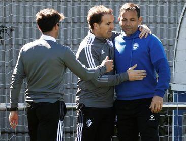 2-1. Osasuna sigue de dulce a costa del Alavés