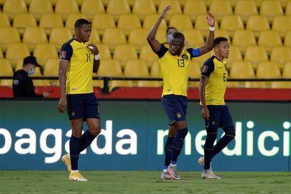 Ecuador sube al tercer puesto, Argentina frena y Brasil aumenta su ventaja