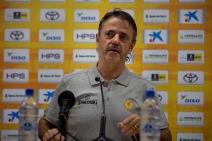 """Fisac cree que el partido ante Andorra será """"de los más difíciles"""""""
