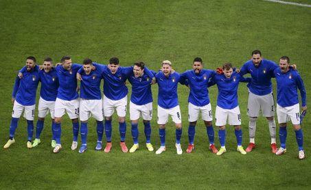 Italia y el Chelsea dominan las candidaturas al Balón de Oro