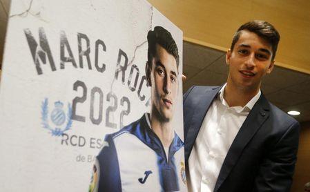 El Sevilla volvió a intentar fichar a Marc Roca este verano