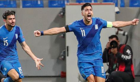 0-2. Grecia se aferra al Mundial