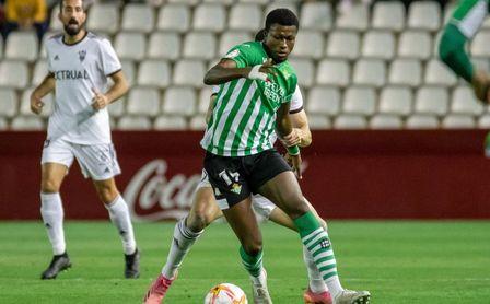 1-1: El Betis Deportivo respira al fin en Albacete