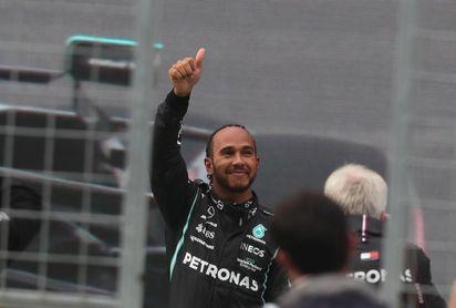 """Hamilton: """"Será complicado, pero lo voy a dar todo"""""""