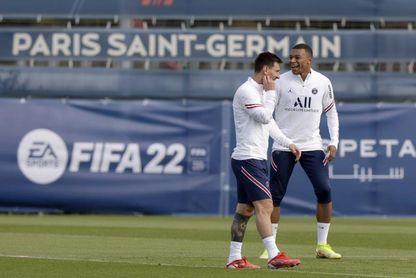 """Messi: """"Es fácil llevarse bien con Kylian, además habla español perfecto"""""""